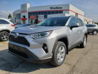 Used 2019 Toyota RAV4 Hybrid XLE for sale in Etobicoke, ON