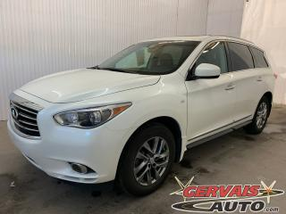 Used 2015 Infiniti QX60 MAGS Cuir Toit ouvrant Camera de recul for sale in Shawinigan, QC