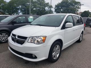 Used 2019 Dodge Grand Caravan Crew Plus for sale in Toronto, ON