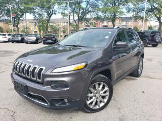 Used 2018 Jeep Cherokee Limited for sale in Toronto, ON