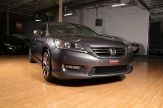 Used 2015 Honda Accord Sedan 4dr I4 CVT Sport for sale in Toronto, ON