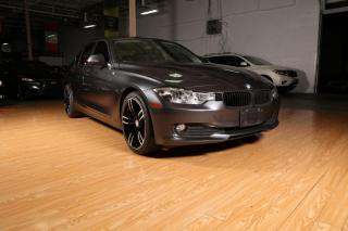 Used 2012 BMW 3 Series 4dr Sdn 320i RWD for sale in Toronto, ON