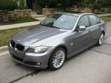 Photo of Gray 2010 BMW 3 Series