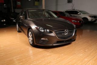 Used 2016 Mazda MAZDA3 4dr Sdn Auto GX for sale in Toronto, ON