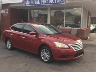 Used 2015 Nissan Sentra 4DR SDN CVT SV for sale in Toronto, ON