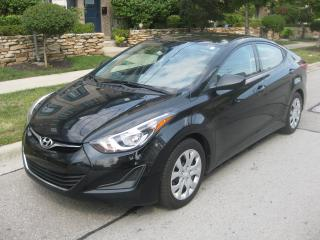 Used 2014 Hyundai Elantra GL, CERTIFIED, NO ACCIDENTS, A1 CONDITION for sale in Toronto, ON