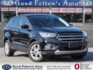 Used 2017 Ford Escape SE MODEL, 1.5 L ECOBOOST, 4WD, REARVIEW CAMERA for sale in Toronto, ON
