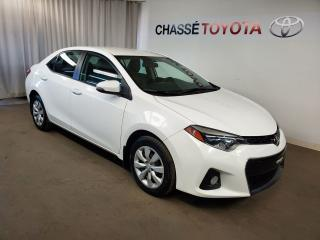 Used 2014 Toyota Corolla SE for sale in Montréal, QC