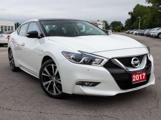 Used 2017 Nissan Maxima SL 4dr FWD Sedan for sale in Brantford, ON