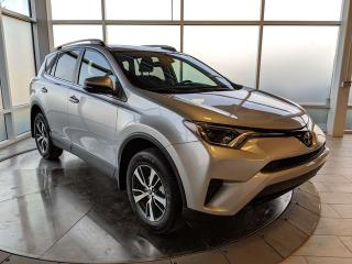 Used 2018 Toyota RAV4 LE for sale in Edmonton, AB