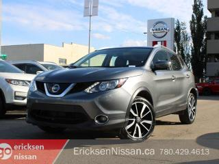 Used 2018 Nissan Qashqai SL l AWD l Leather l Roof for sale in Edmonton, AB