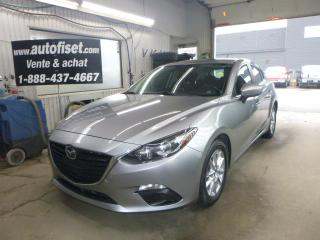 Used 2014 Mazda MAZDA3 2014 Mazda Mazda3 - 4dr HB Sport Auto GS-SKY for sale in St-Raymond, QC