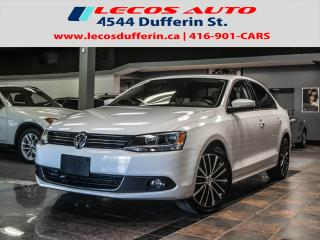 Used 2013 Volkswagen Jetta SEL w/Nav for sale in North York, ON