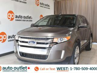 Used 2013 Ford Edge Limited, 3.5L V6, Awd, Navigation, Leather heated seats, Backup camera, Sunroof/Moonroof, Bluetooth for sale in Edmonton, AB