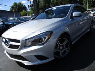 Used 2015 Mercedes-Benz CLA-Class CLA 250 4MATIC|NAVIGATION|BACK-UP CAMERA|29,000KM for sale in Burlington, ON