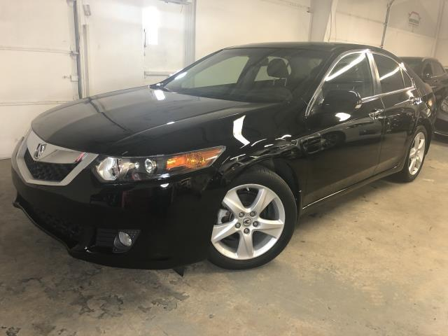 2009 Acura TSX 5-SPEED AT WITH TECH