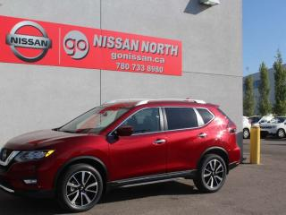 Used 2020 Nissan Rogue SL/AWD/LEATHER/PANO ROOF/NAV for sale in Edmonton, AB