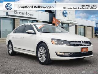 Used 2012 Volkswagen Passat Highline 2.0 TDI 6sp DSG at w/ Tip for sale in Brantford, ON