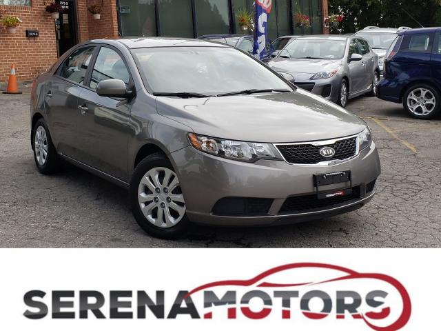 2012 Kia Forte LX | MANUAL | BLUETOOTH | NO ACCIDENTS