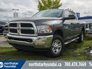 Used 2018 RAM 3500 SXT CREW/DIESEL/BACKUPCAM/LOWKMS for sale in Edmonton, AB