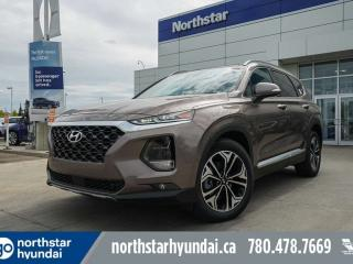 Used 2019 Hyundai Santa Fe Ultimate for sale in Edmonton, AB