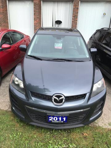 2011 Mazda CX-7 GX