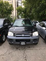 Used 2005 Hyundai Santa Fe GL for sale in Guelph, ON