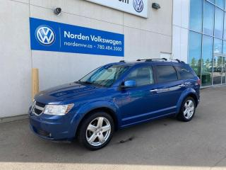 Used 2010 Dodge Journey R/T AWD / LOADED for sale in Edmonton, AB
