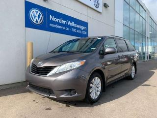 Used 2014 Toyota Sienna LE AWD for sale in Edmonton, AB