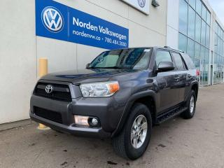 Used 2010 Toyota 4Runner SR5 4WD for sale in Edmonton, AB
