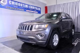 Used 2016 Jeep Grand Cherokee 4 RM 4 portes Laredo for sale in Chicoutimi, QC