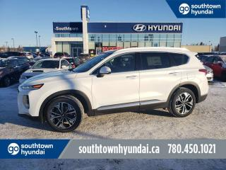 Used 2020 Hyundai Santa Fe Ultimate - 2.0T Nav/Heads-Up Display/Wireless Charging for sale in Edmonton, AB