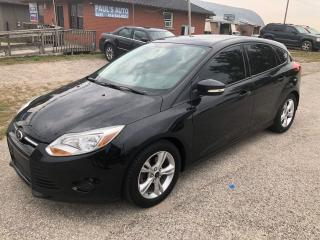 Used 2014 Ford Focus SE for sale in Bradford, ON