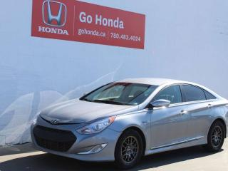 Used 2014 Hyundai Sonata Hybrid HYBRID for sale in Edmonton, AB