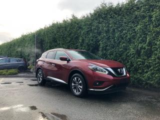 Used 2018 Nissan Murano SV 4dr AWD Sport Utility for sale in Surrey, BC