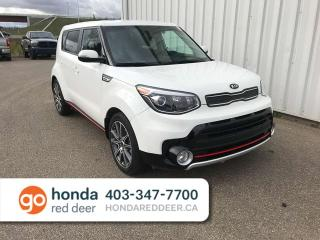 Used 2017 Kia Soul SX Turbo Back Up Camera Heated Seats for sale in Red Deer, AB