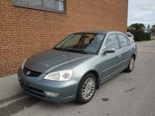 Used 2001 Acura EL Touring for sale in Oakville, ON