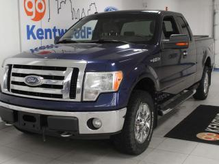 Used 2009 Ford F-150 XLT 4x4 with 3 front seats, seating up to SIX people for sale in Edmonton, AB