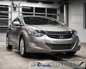 Used 2013 Hyundai Elantra Limited Navigation chez Rimouski Hyundai for sale in Rimouski, QC