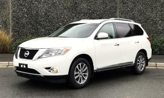 Used 2014 Nissan Pathfinder SL V6 4x4 at for sale in Vancouver, BC