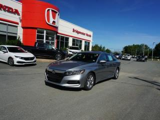Used 2019 Honda Accord LX for sale in Bridgewater, NS