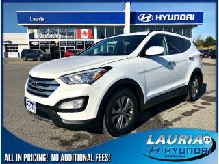 Used 2016 Hyundai Santa Fe Sport 2.4L FWD Auto for sale in Port Hope, ON