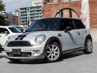 Used 2012 MINI Cooper S for sale in Toronto, ON