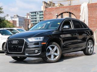 Used 2015 Audi Q3 ONE OWNER | CLEAN CARFAX REPORT AVAILABLE for sale in Toronto, ON