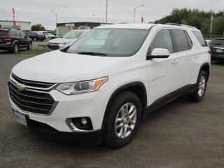 Used 2018 Chevrolet Traverse LT Cloth for sale in Thunder Bay, ON