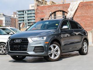 Used 2016 Audi Q3 for sale in Toronto, ON