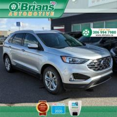 Used 2019 Ford Edge SEL w/4WD, Command Start, Backup Camera, Heated Seats, Lane Keep Assist for sale in Saskatoon, SK