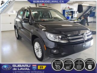 Used 2016 Volkswagen Tiguan Spécial Édition 4MOTION** Sieges chauffa for sale in Laval, QC