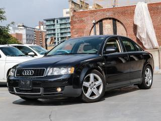 Used 2002 Audi A4 for sale in Toronto, ON
