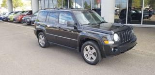 Used 2008 Jeep Patriot SPORT, 4WD, HEATED SEATS, CRUISE CONTROL, A/C AND MORE for sale in Edmonton, AB